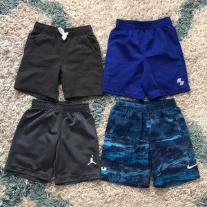 CP, cat & jack, Nike athletic basketball shorts 4t